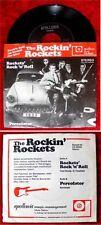 Single Rockin Rockets Rockets Rock N Roll