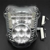 LED Tail Brake Light Turn Signal For 2008-2013 2009 Suzuki GSX-R 1300 R Hayabusa