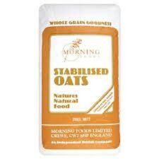 25kg Stabilised Rolled Oats Morning Foods Mornflake for Cereal Flapjack BULK 25