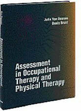 Assessment in Occupational Therapy and Physical Therapy, 1e-ExLibrary