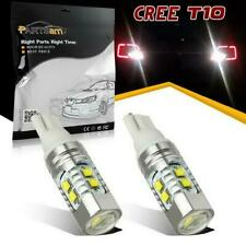 2x T10 194 921 168 2825 High Power 50W Projector Led Reverse Backup Light Bulbs