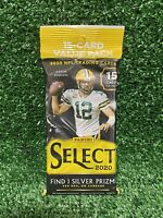 2020-21 Panini Select Football Cello Pack 15 Card Value Pack Brand New Sealed