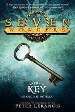Seven Wonders Journals: The Key (seven Wonders Journels): By Peter Lerangis