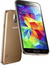 Teléfonos móviles libres Samsung Galaxy S5 con conexión 4G con 16 GB de almacenaje