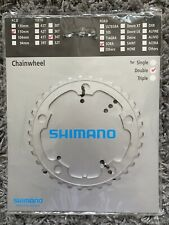 Shimano 34t 110mm BCD Sora Chainring Silver FC-3450