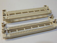 (2) 822113-2 SIMM DIMM SOCKET 30 +30 CONTACTS - YOU GET 2 CONNECTORS FAST SHIP