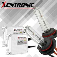 H11 6000K Pure White 55W Slim AC Ballast HID Conversion Kit Xenon Bulb Fog Light