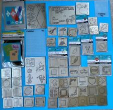 Large Lot Of Cuttlebug Dies and Embossing Folders. Provocraft. 50+ Dies