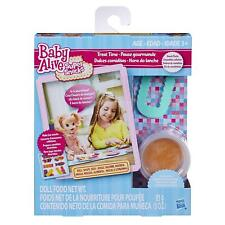 Baby Alive Doll Super Snacks Pack Cookies Container Food Kids Girl Gift NEW