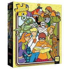 The Op Puzzle Scooby Doo Those Meddling Kids Puzzle 1000pc