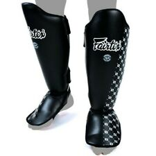 Fairtex SP5 Shin Pads Guards Size L Express Delivery
