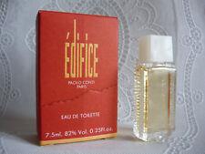 Miniature de Parfum : Paolo Conti - Edifice