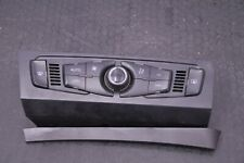 AUDI Q5 8R 2009 INTERIOR CLIMATE CONTROL PANEL AC UNIT SWITCH  - 8T2820043G