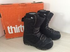 Snowboard Boots Thirtytwo Prion UK Size 8. Excellent Condition Boxed.