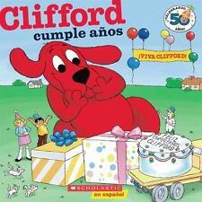 Clifford y Su Cumpleaños (Edición del aniversario nro. 50): (Spanish-ExLibrary