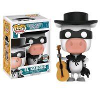 The Quick Draw McGraw Show El Kabong Exclusive Pop! Vinyl Figure Hanna-Barbera