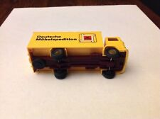 HO SCALE (1/87) WIKING MERCEDES DELIVERY TRUCK