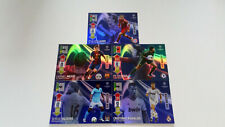 All 5 Top Master Ronaldo Messi Agüero Lahm  Champions League 2012-2013 Panini