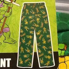 TMNT Men's Sleep Pants Pajamas Small 28/30 Teenage Mutant Ninja Turtles