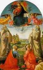 Ghirlandaio Domenico 14 stampa in A4