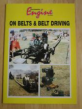 Stationary Engine Magazine on Belts & Belt Driving