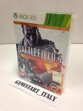 BATTLEFIELD 4 DELUXE EDITION INCLUDE STEELBOOK - XBOX 360 - NUOVO SIGILLATO ITA