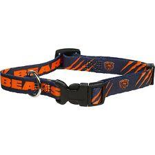 Chicago Bears Medium 14 - 20 Inch Dog Collar