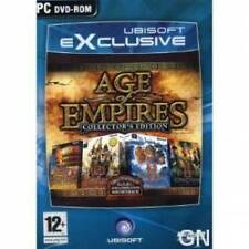 Age of Empires: Collector's Edition (PC, 2000) - European Version