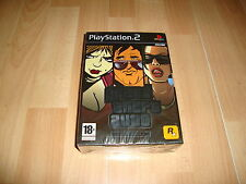 GRAND THEFT AUTO GTA III , VICE CITY , SAN ANDREAS LA TRILOGIA PARA PS2 NUEVO