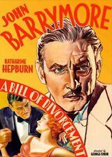 16mm Pre-Code Classic!-A BILL OF DIVORCEMENT (1932)