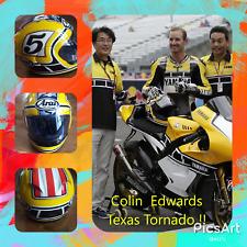 ***** Arai RX-7 Corsair V Colin Edwards rr ( L )