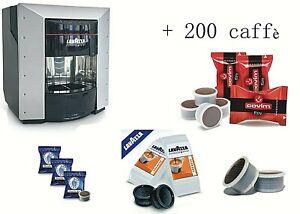 MACCHINA CAFFE  LAVAZZA EP2100 PININFARINA + 200 caffè