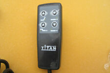 TITAN Wired Adjustable Bed Remote with Cord corded