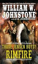 Rimfire-William Johnstone/J. A. Johnstone-2016 Those Jensen Boys western