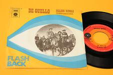 """NELSON RIDDLE 7"""" DE GUELLO ORIG ITALY 1959 EX COLONNA SONORA ORIGINALE"""