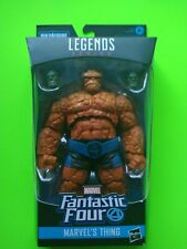 MARVEL Legends Series The Thing Action Figure Fantastic Four Skrull Ben Grimm