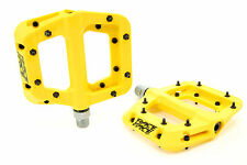 Race Face Chester Composite Platform Pedals Yellow PD16CHEYEL