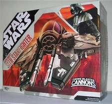 Star Wars Vehículo/Barco-Darth Vader's Sith Starfighter - 30th aniversario MIB