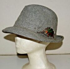 a4ab154dd29 Fedora Trilby Vintage Hats for Men 7 1 4 Size