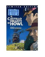IL CASTELLO ERRANTE DI HOWL (2 dvd) di Miyazaki LIMITED