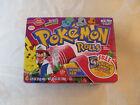 Very Rare Original Betty Crocker Pokemon Rolls Punch Red Empty Box Nintendo 2000
