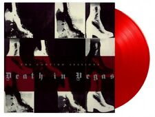 Death in Vegas The Contino Sessions Coloured Vinyl 2lp Reissue PREORDER Now