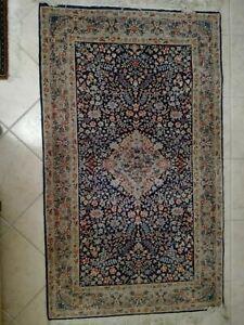 tappeto persiano Berkana extra fine Lana/Seta