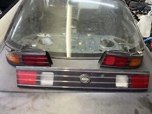 JDM NISSAN Silvia S14 KOUKI Genuine Tail Lamp Garnish Gray Very Rare OEM 240sx
