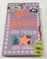 GIRL ONLINE ON TOUR ZOE SUGG FIRST EDITION 2015 PAPERBACK