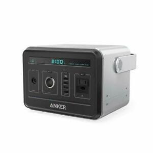 Anker Power House Portable silent inverter battery 110V Outdoor JP