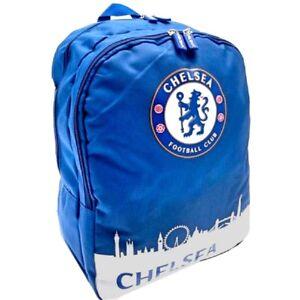 Chelsea Rucksack Backpack School Bag Holdall Football Club Official Merchandise