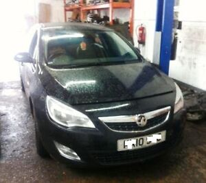 VAUXHALL ASTRA 1.6 AUTO GEARBOX SUPPLY AND FIT 2010-2015