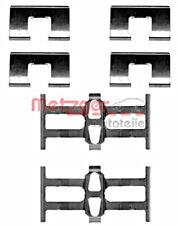 Metzger Disc Brake Pads Accessory Kit For HONDA SUZUKI ROVER Accord IV 88-15