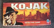 "1975 ARROW GAMES "" KOJAK DETECTIVE GAME "" COMPLETE,VERY GOOD,BARGAIN"